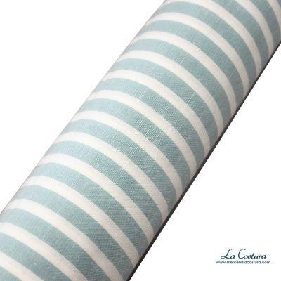 tela-de-algodon-rayas-anchas-azules