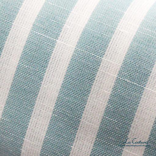 tela-de-algodon-rayas-anchas-azules-detalles