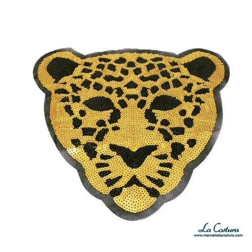 parche-lentejuelas-leopardo-dorado
