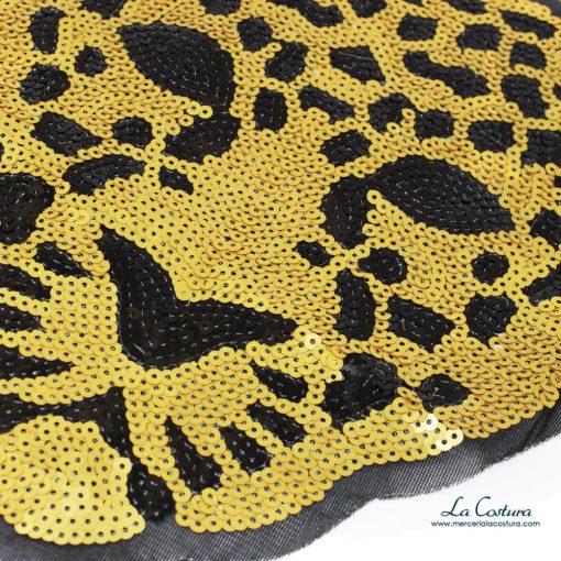 parche-lentejuelas-leopardo-dorado-detalle