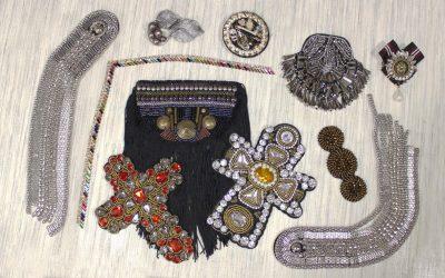 Apliques, pecheras y costureros: regalos de Reyes