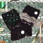 DIY bufandas, guantes y gorros. ¡Customiza!