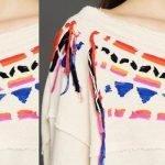 5 ideas DIY para customizar sudaderas boho