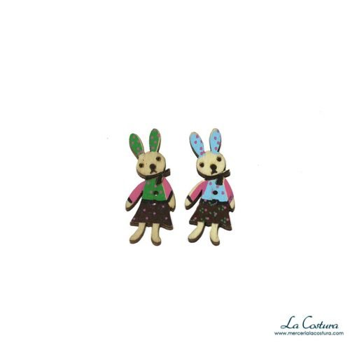 botones-de-madera-infantiles-conejo