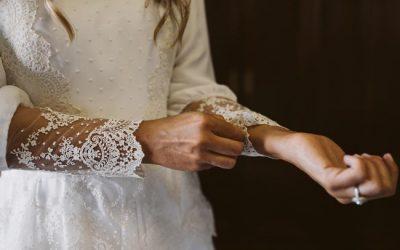 Cintas y puntillas especiales para bodas y comuniones