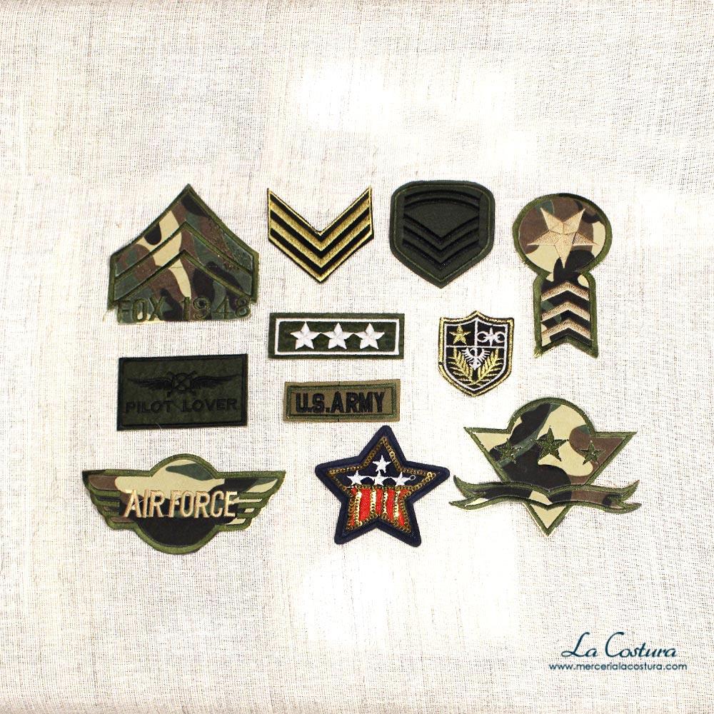 parches-militares-customizar-prendas