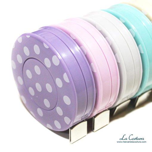 cinta-metrica-bolsillo-enrollable-estamapdo-lunares-zoom