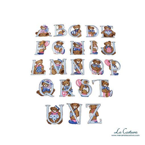 letras-abecedario-con-oso