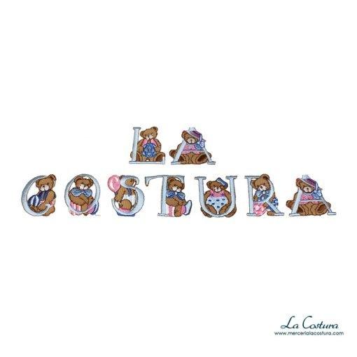 letras-abecedario-con-oso-lacostura